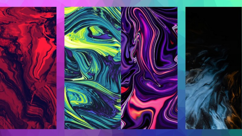 Download iPhone 11 Pro Abstract Wallpapers