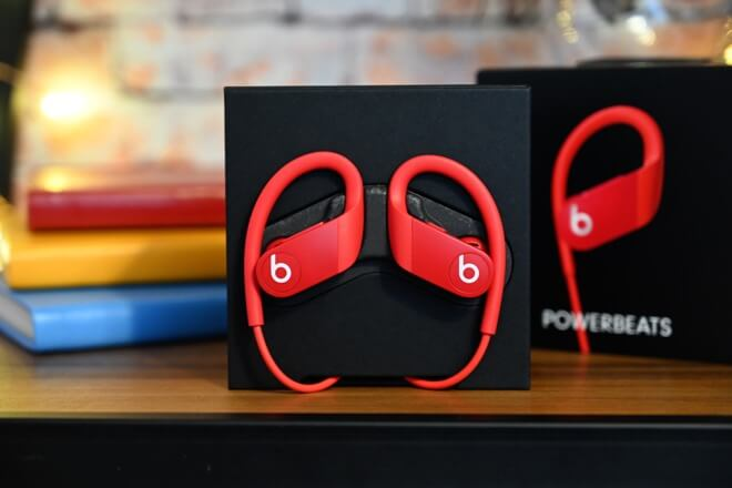 Beats Powerbeats 4 Features
