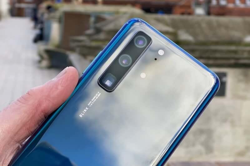 Huawei P40 images