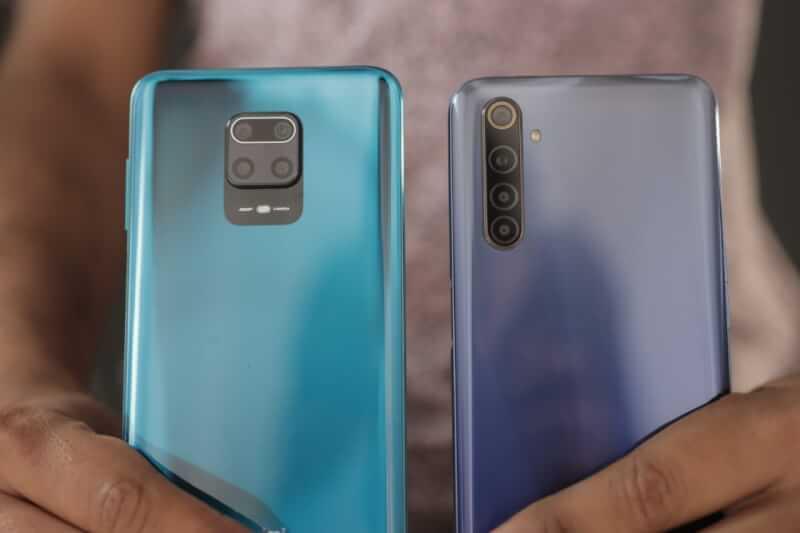 realme 6 vs redmi note 9 pro comparison, realme 6 vs redmi note 9 pro price in India, redmi note 9 pro comparison, realme 6 comparison, redmi note 9 pro and realme 6 comparison