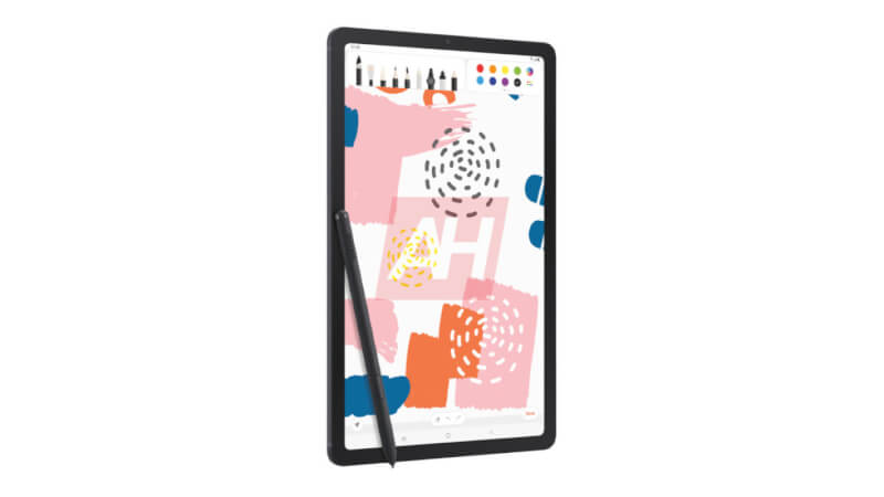 Samsung Galaxy tab s6 smartphone