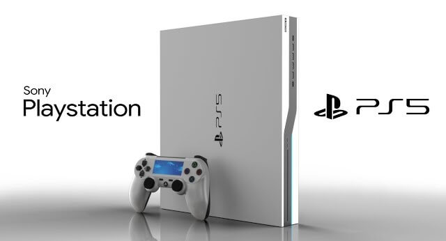Sony PlayStation 5 Gaming Device
