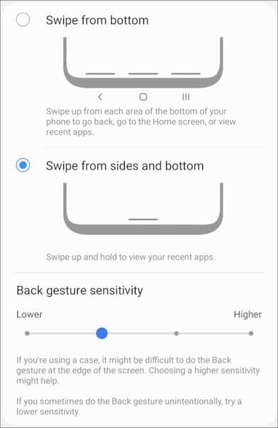 best Samsung s20 tips, best Samsung galaxy s20 tips and tricks, Samsung galaxy s20 tips, Samsung galaxy s20 navigation gestures, Samsung gestures