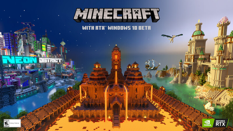 how to download minecraft rtx beta