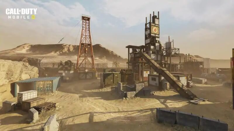 Call of duty mobile new map, call of duty mobile map update, call of duty mobile new update, call of duty mobile rust map, call of duty mobile update date