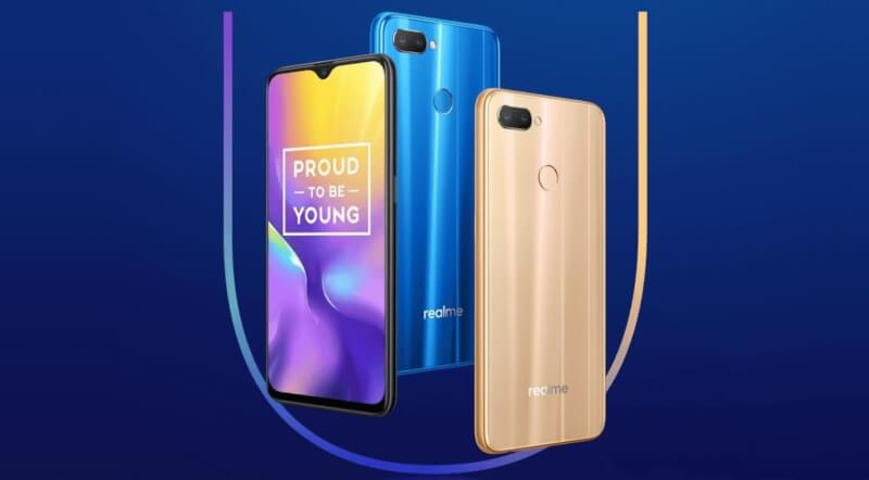 realme u2 launch date in india