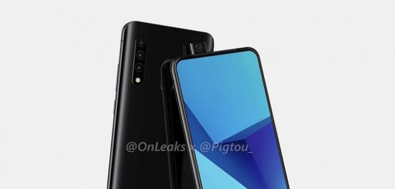 samsung galaxy pop up camera phone, samsung galaxy new phone leaks, samsung galaxy pop up camera, Samsung galaxy pop up camera phone launch date in India, samsung galaxy pop up camera phone specs, Samsung galaxy pop up camera phone features