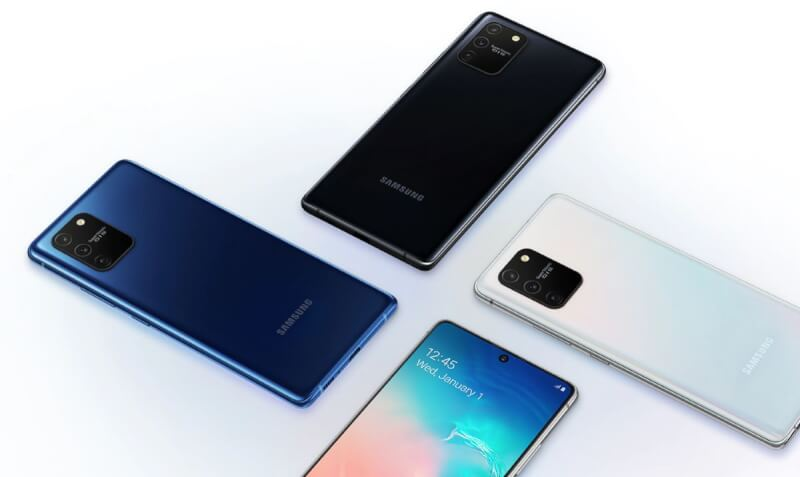 Samsung Galaxy S10 Lite OneUi 2.1 update changelog, Galaxy Note 10 Lite OneUi 2.1 update
