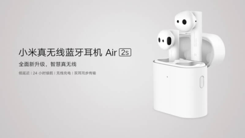 Mi Air 2S TWS specs, Mi Air 2S TWS price in India, Mi Air 2S TWS launch date in India