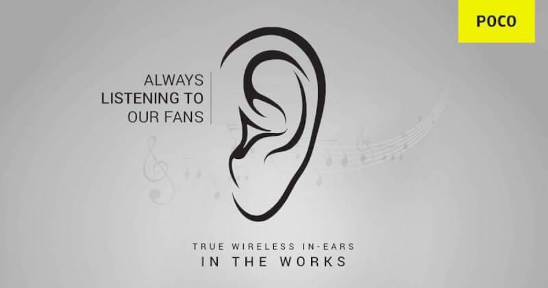 poco tws earbuds leaks, poco tws earbuds launch date in India, poco tws earbuds price in India, poco tws earbuds features, poco tws earbuds leaked