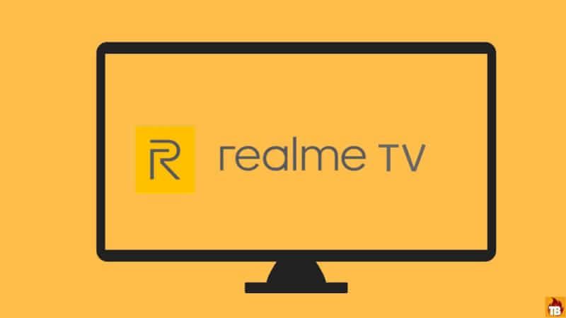 realme tv specs, realme tv in India, realme tv launch date in India, realme tv price in India, realme tv leaks