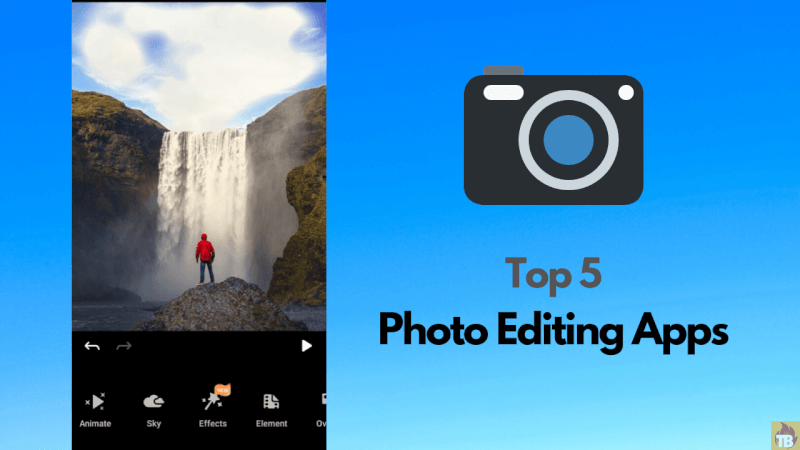 top 5 editing apps, top 5 editing apps for android, best 5 editing apps for android, top 5 editing apps 2020, best photo editor app for android