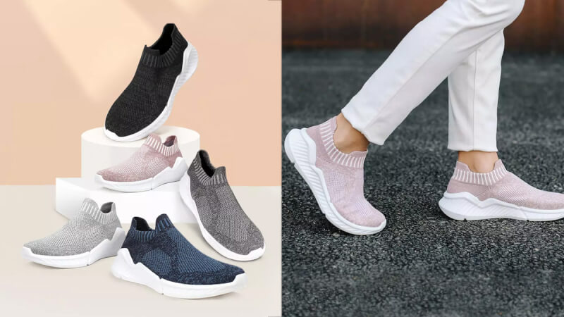 Xiaomi waterproof shoe, Xiaomi freeetie shoes launched, Xiaomi freeetie shoes price in India, Xiaomi freeetie waterproof shoes, Xiaomi freeetie waterproof shoes price in India