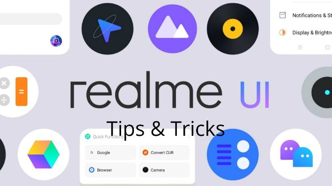 new realme UI tricks, realme UI update, realme ui tips and tricks, realme ui tricks, realme ui tips