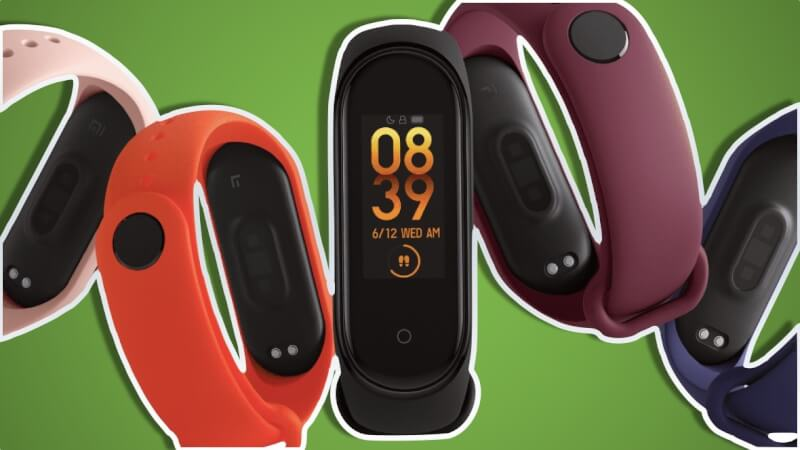 mi band 5 leaks, mi band 5 features, mi band 5 certification, mi band 5 launch date in India, mi band 5 price in India