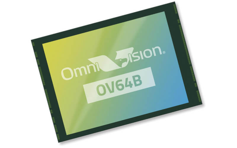 OmniVision OV64B 64MP sensor, OmniVision OV64B 64MP features, OmniVision OV64B 64MP specifications