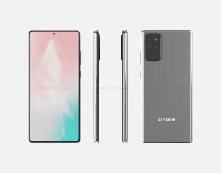 samsung galaxy note 20 renders, samsung galaxy note 20 leaks, samsung galaxy note 20 specs leaks, samsung galaxy note 20 price in India, samsung galaxy note 20 launch date in India,