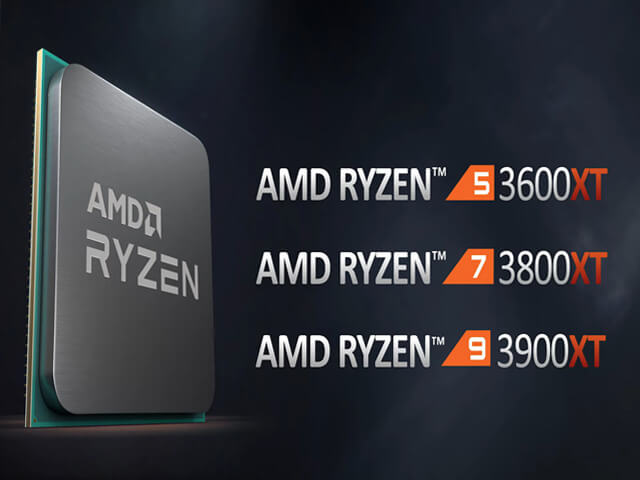 AMD Ryzen 3000XT Features