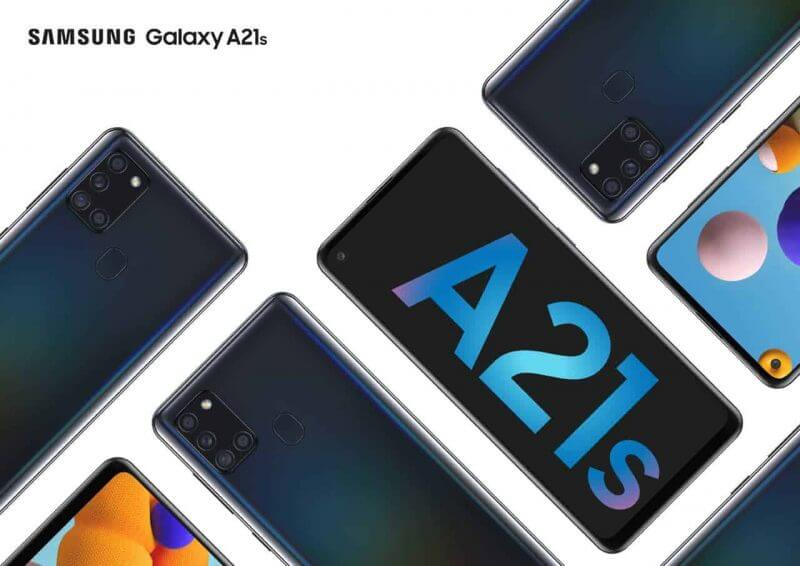 Samsung Galaxy A21s price in India, Samsung Galaxy A21s launch date in India, Samsung Galaxy A21s specifications