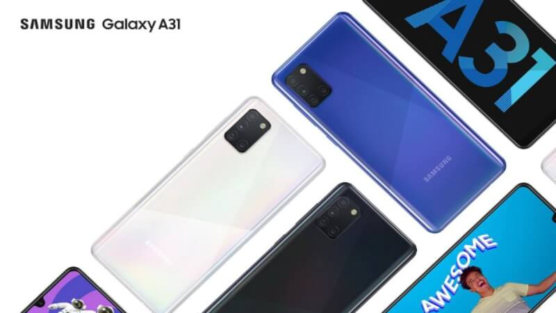 samsung galaxy a31 launched,samsung galaxy a31 price in India, samsung galaxy a31 features,samsung galaxy a31 specs, samsung galaxy a31