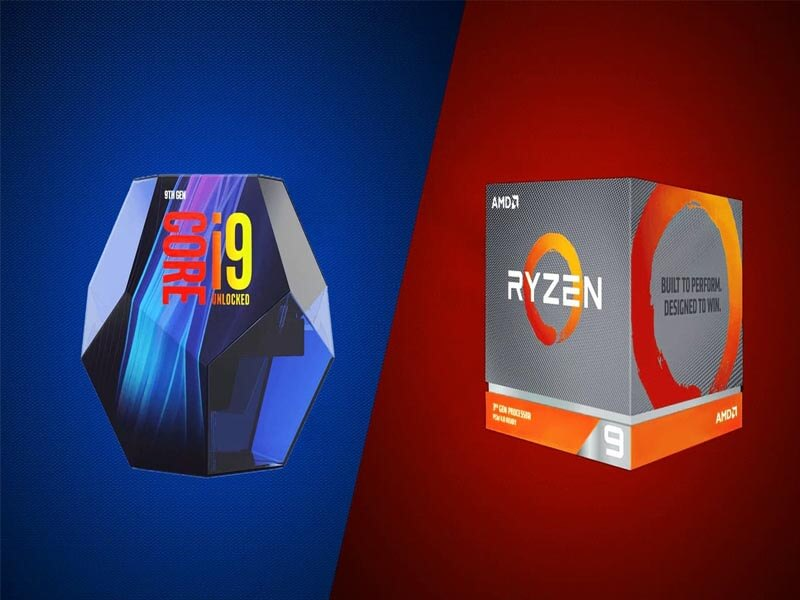 AMD Ryzen vs Intel Core Processors