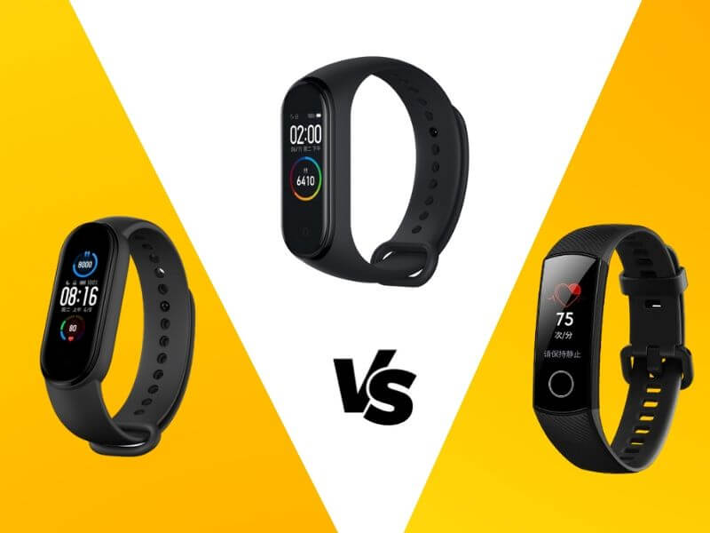 mi band 5 vs mi band 4, mi band 5 price in India, mi band 5 vs honor band 5, mi band 4 vs honor band 5, mi Band 5 launch date in India