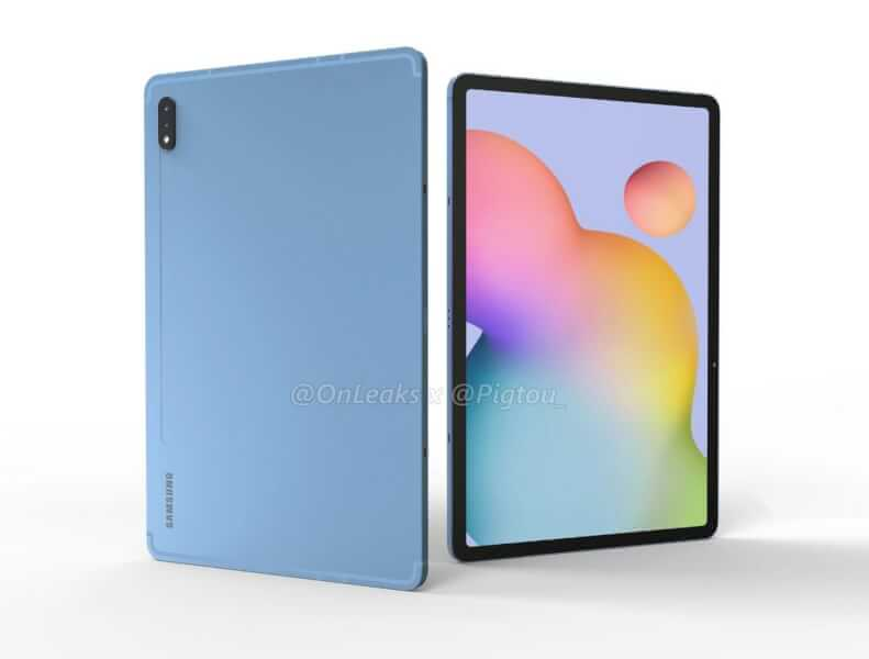 samsung galaxy tab s7+ leaks, samsung galaxy tab s7+, samsung galaxy tab s7+ launch date, samsung galaxy tab s7+ price in India, samsung galaxy tab s7+ features,