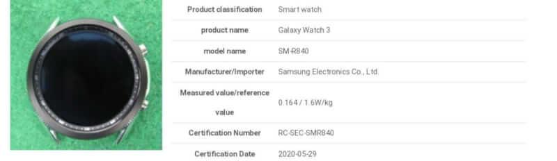 samsung galaxy watch 3 leaks,samsung galaxy watch 3 live images,galaxy watch 3 live images leaked,galaxy watch 3 launch date in India,galaxy watch 3 price in India,