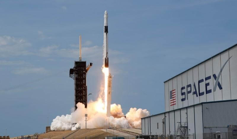 Interesting Facts About SpaceX Crew Dragon Launch
