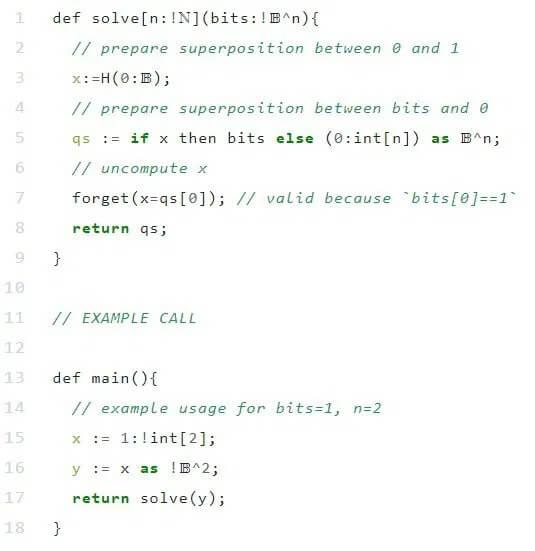 Quantum programming language silq, quantum programming silq, quantum programming silq news, quantum new programming language silq, quantum programming language silq news