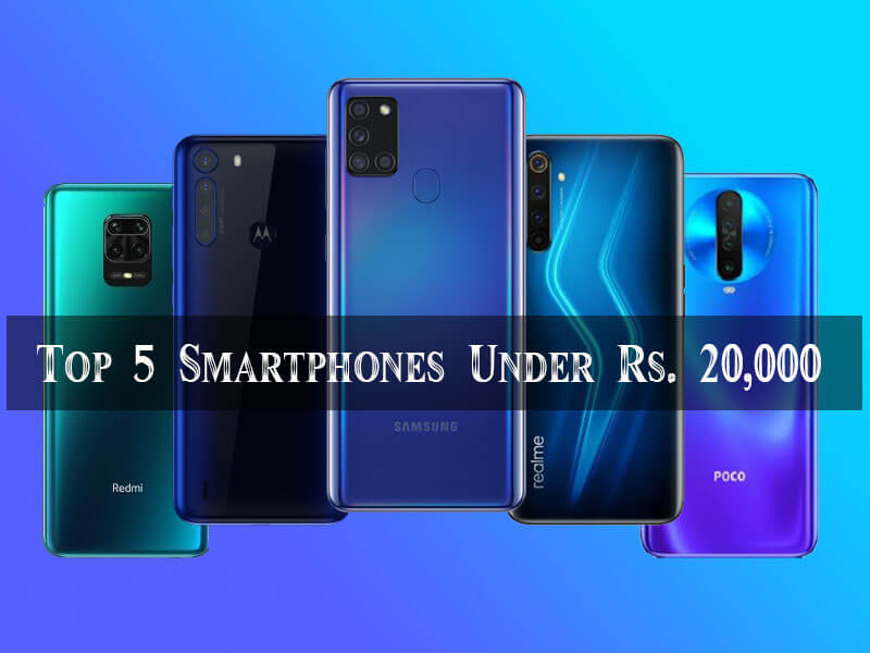 Best Phone Under 20000 In India In 2021