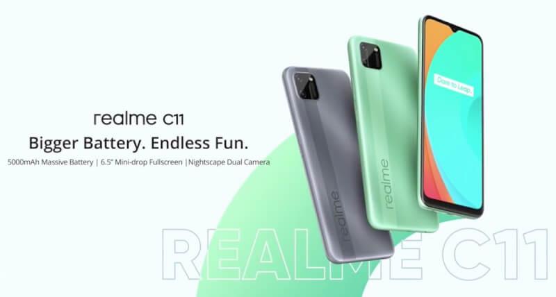 realme c11 launched,realme c11 specs,realme c11 launch date in India,realme c11 price in India,realme c11 features,