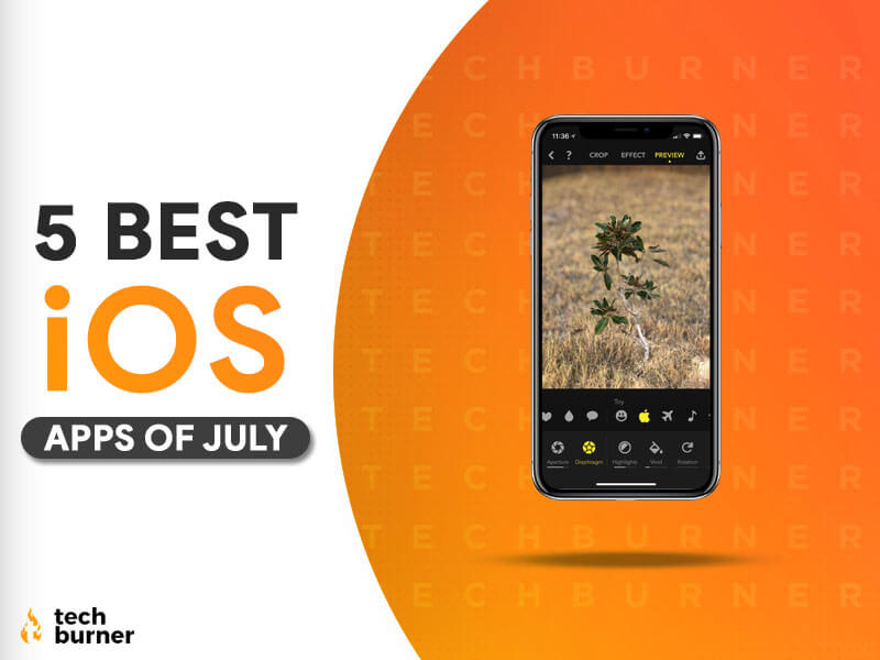 top 5 ios apps in july 2020, top 5 ios apps in july, top ios apps of july, best 5 ios apps of july, best ios apps of july 2020