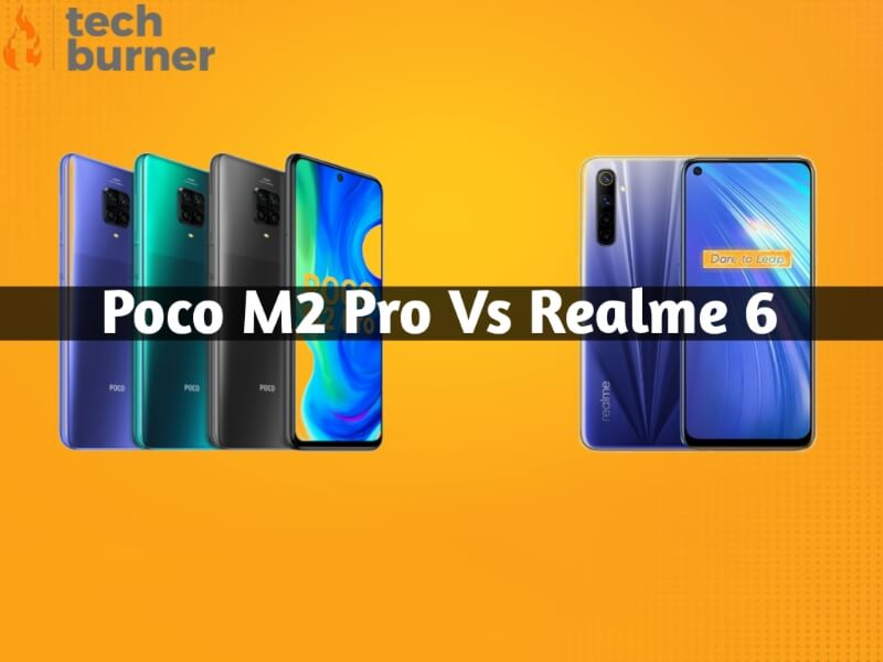 poco m2 pro vs realme 6 , poco m2 pro vs realme 6 price, poco m2 pro vs realme 6 specs, poco m2 pro vs realme 6 features, poco m2 pro launched