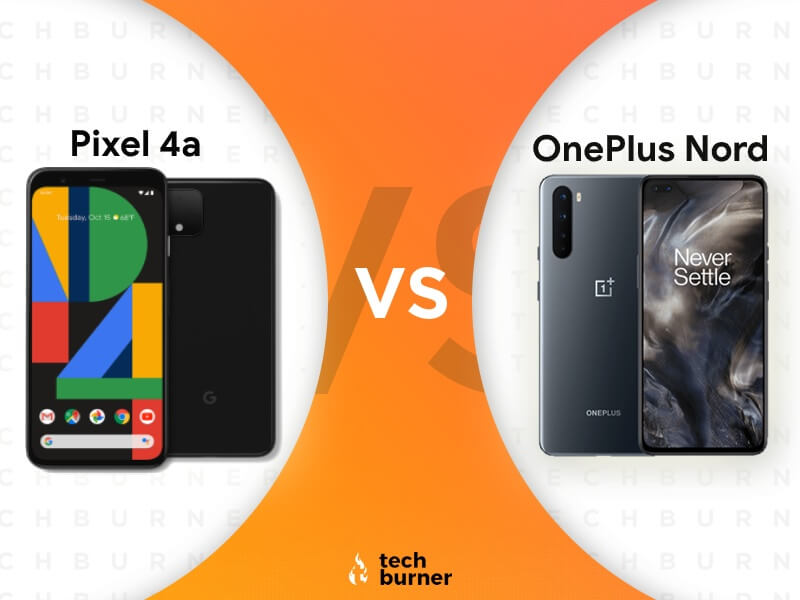 google pixel 4a vs oneplus nord, oneplus nord vs google pixel 4a, google pixel 4a vs oneplus nord specs, google pixel 4a or oneplus nord, pixel 4a vs oneplus nord