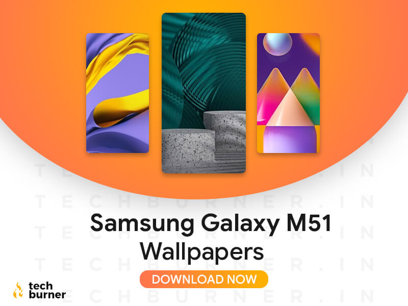 Download Samsung Galaxy M51 Stock Wallpapers Now Techburner