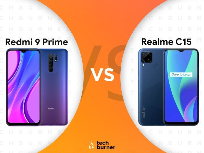 redmi 9 prime launched, redmi 9 prime vs realme c15, redmi 9 prime vs realme c15 specs, redmi 9 prime vs realme c15 features, redmi 9 prime vs realme c15 price
