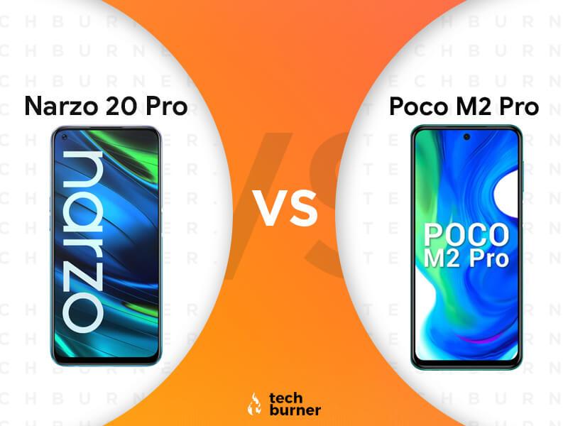 Realme Narzo 20 Pro Vs Poco M2 Pro, Realme Narzo 20 Pro Vs Poco M2 Pro specs, Realme Narzo 20 Pro Vs Poco M2 Pro price in India, Realme Narzo 20 Pro Vs Poco M2 Pro features, realme narzo 20 pro launched