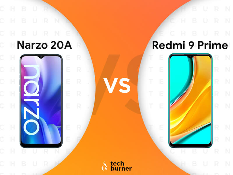 realme narzo 20a vs redmi 9 prime, realme narzo 20a vs redmi 9 prime specs, realme narzo 20a vs redmi 9 prime features, realme narzo 20a vs redmi 9 prime price in India, realme narzo 20a launched
