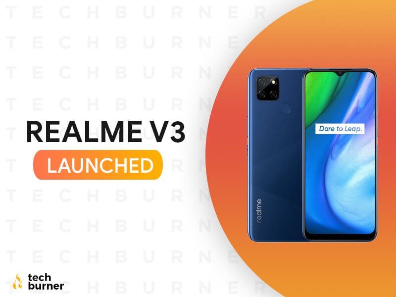 realme v3, realme v3 features, realme v3 price in India, Realme v3 launch date in India, Realme v3 specs