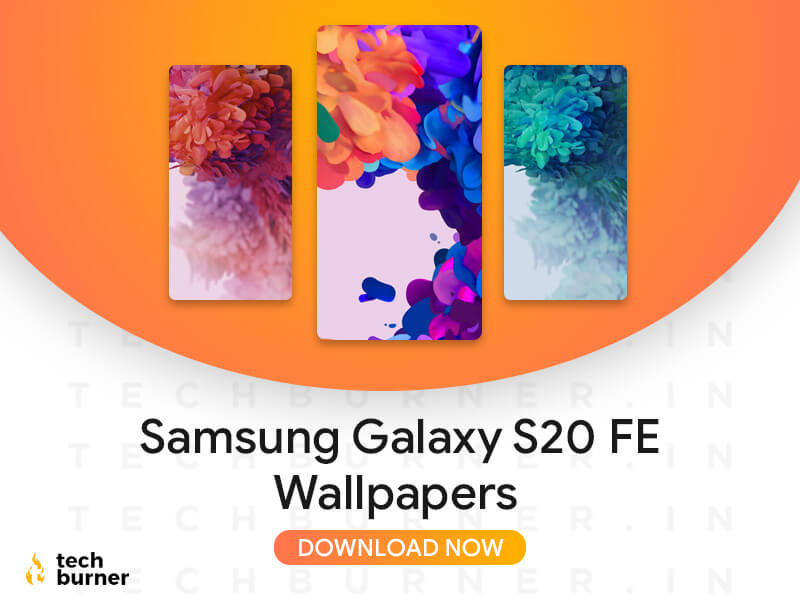 Download Samsung Galaxy S20 Fe Stock Wallpapers Now Techburner