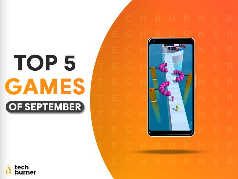 top 5 games of September, top 5 games of September 2020, top 5 Android Games of September 2020, best 5 games of September 2020, best 5 games September 2020