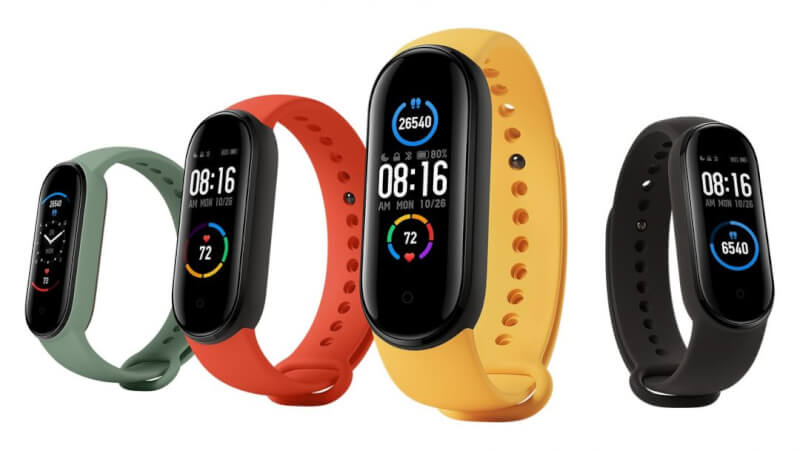 Mi Band 5 VS Mi Band 4, Mi Band 5 Launched, Mi band 5 vs mi band 4 features, Mi band 5 vs mi band 4 price, Mi band 5 vs mi band 4 specs