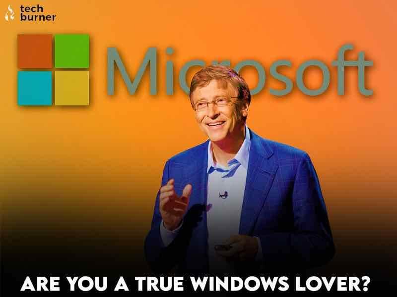 Microsoft Quiz