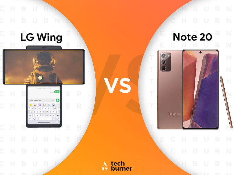 LG Wing Vs Samsung Galaxy Note 20, LG Wing Vs Samsung Galaxy Note 20 specs, LG Wing Vs Samsung Galaxy Note 20 features, LG Wing Vs Samsung Galaxy Note 20 price, LG Wing launched