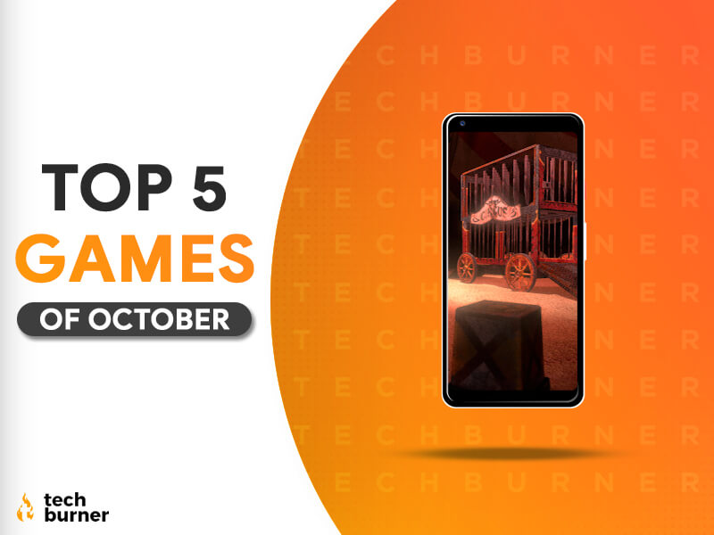 top 5 games of October 2020, top 5 games of October, top 5 android games, best 5 games of October, best 5 games october 2020