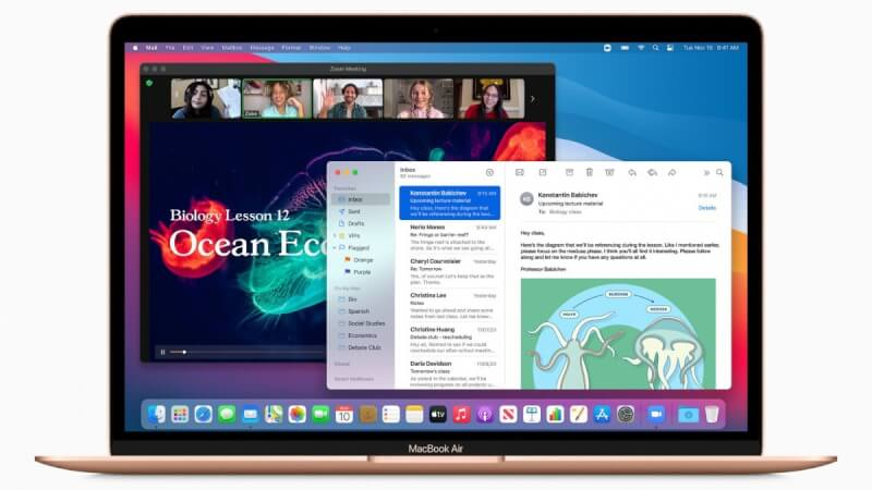 macOS Big Sur, macOS Big Sur update, macOS Big Sur update release date, macOS Big Sur release date in India, macOS Big Sur update size