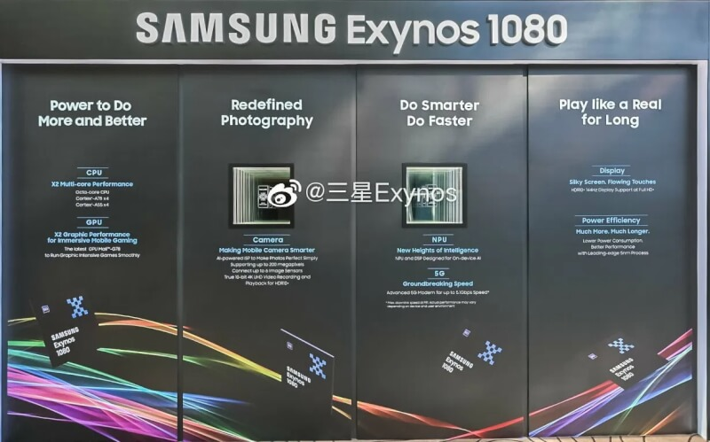 samsung exynos 1080, samsung exynos 1080 announced,samsung exynos 1080 features, samsung exynos 1080 upcoming devices, exynos 1080