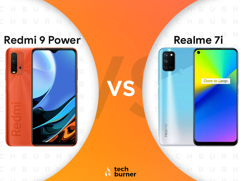 Redmi 9 Power vs Realme 7i, Redmi 9 Power vs Realme 7i Specs, Redmi 9 Power vs Realme 7i features, Redmi 9 Power vs Realme 7i price, Redmi 9 Power launched