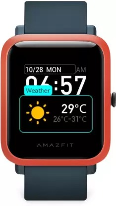 Realme Watch S vs Amazfit Bip S, Realme Watch S vs Amazfit Bip S specs, Realme Watch S vs Amazfit Bip S features, Realme Watch S vs Amazfit Bip S price, Realme Watch S launched